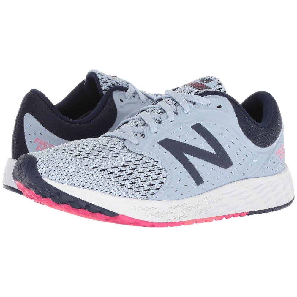 ニューバランス New Balance レディース ランニング・ウォーキング シューズ・靴【Fresh Foam Zante v4】Ice Blue/Pigment