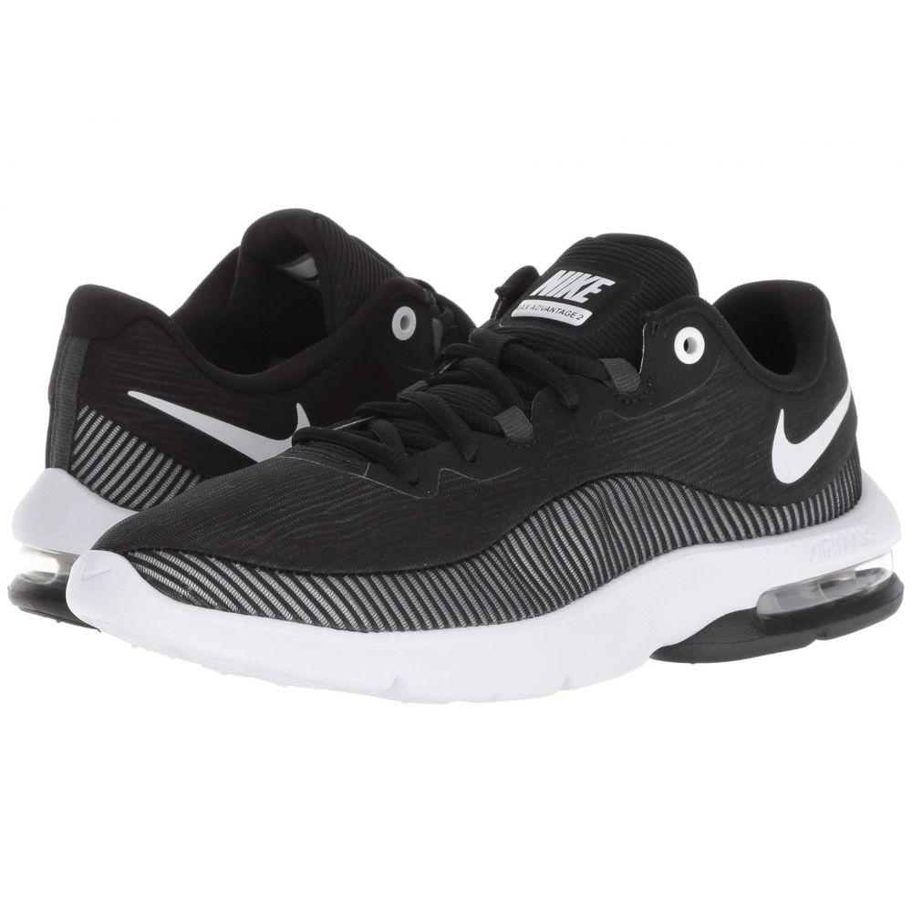 ナイキ Nike レディース ランニング・ウォーキング エアマックス シューズ・靴【Air Max Advantage 2】Black/White/Anthracite