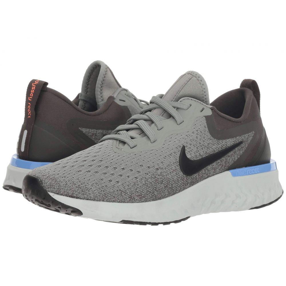 ナイキ Nike レディース ランニング・ウォーキング シューズ・靴【Odyssey React】Dark Stucco/Black/Newsprint/Royal Pulse