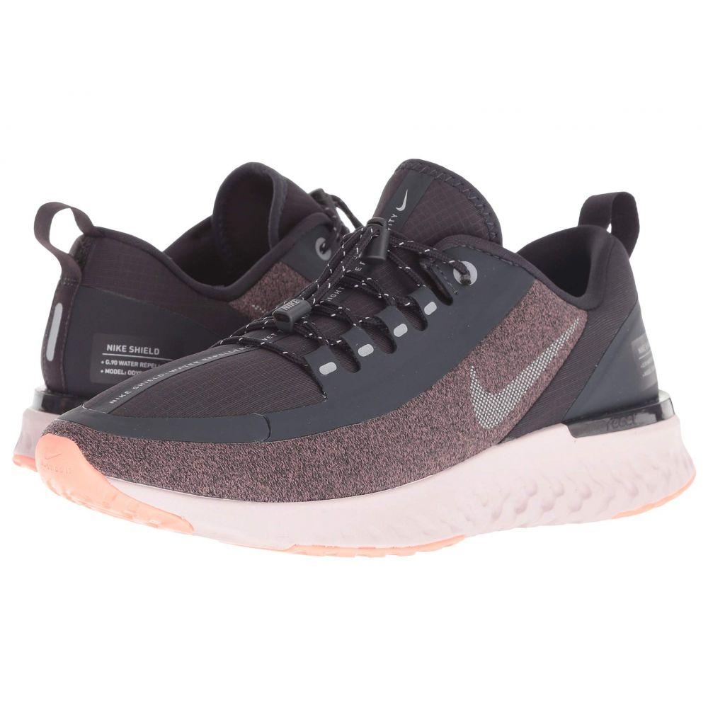 ナイキ Nike レディース ランニング・ウォーキング シューズ・靴【Odyssey React Shield】Oil Grey/Metallic Silver/Smokey Mauve
