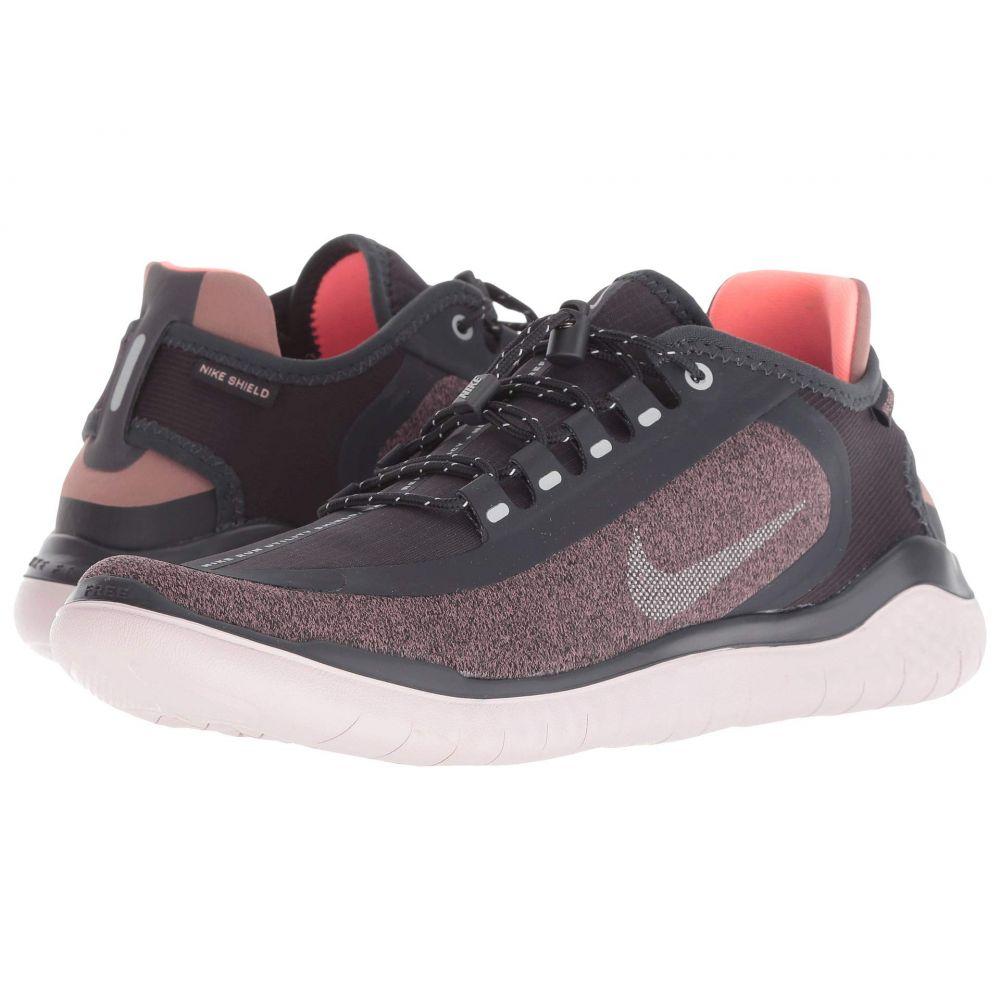 ナイキ Nike レディース ランニング・ウォーキング シューズ・靴【Free RN 2018 Shield】Oil Grey/Reflect Silver/Smokey Mauve