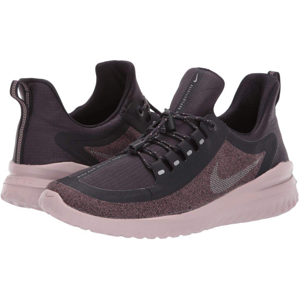 ナイキ Nike レディース ランニング・ウォーキング シューズ・靴【Renew Rival Shield】Oil Grey/Metallic Silver/Smokey Mauve