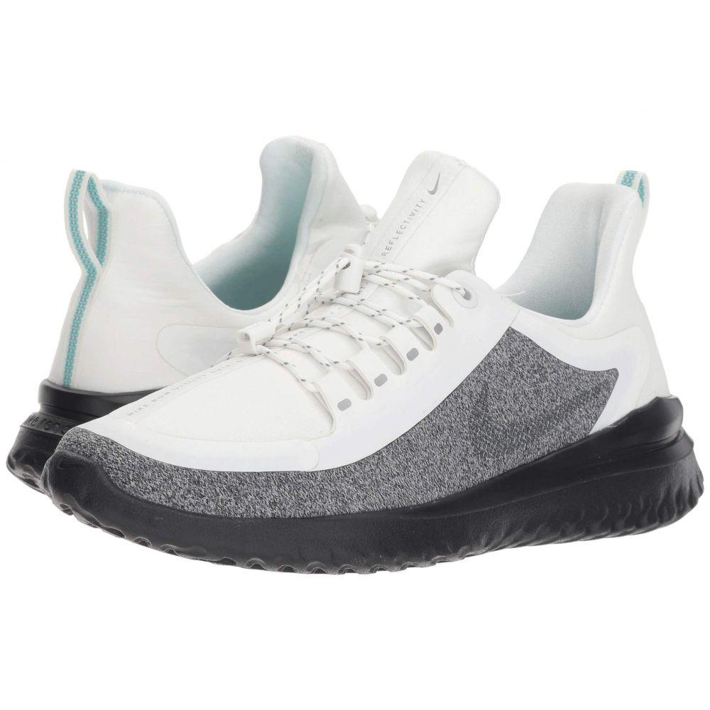 ナイキ Nike レディース ランニング・ウォーキング シューズ・靴【Renew Rival Shield】Summit White/Metallic Silver/Oil Grey
