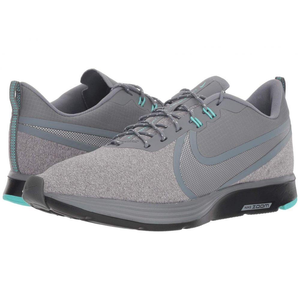 ナイキ Nike レディース ランニング・ウォーキング シューズ・靴【Zoom Strike 2 Shield】Summit White/Metallic Silver/Cool Grey