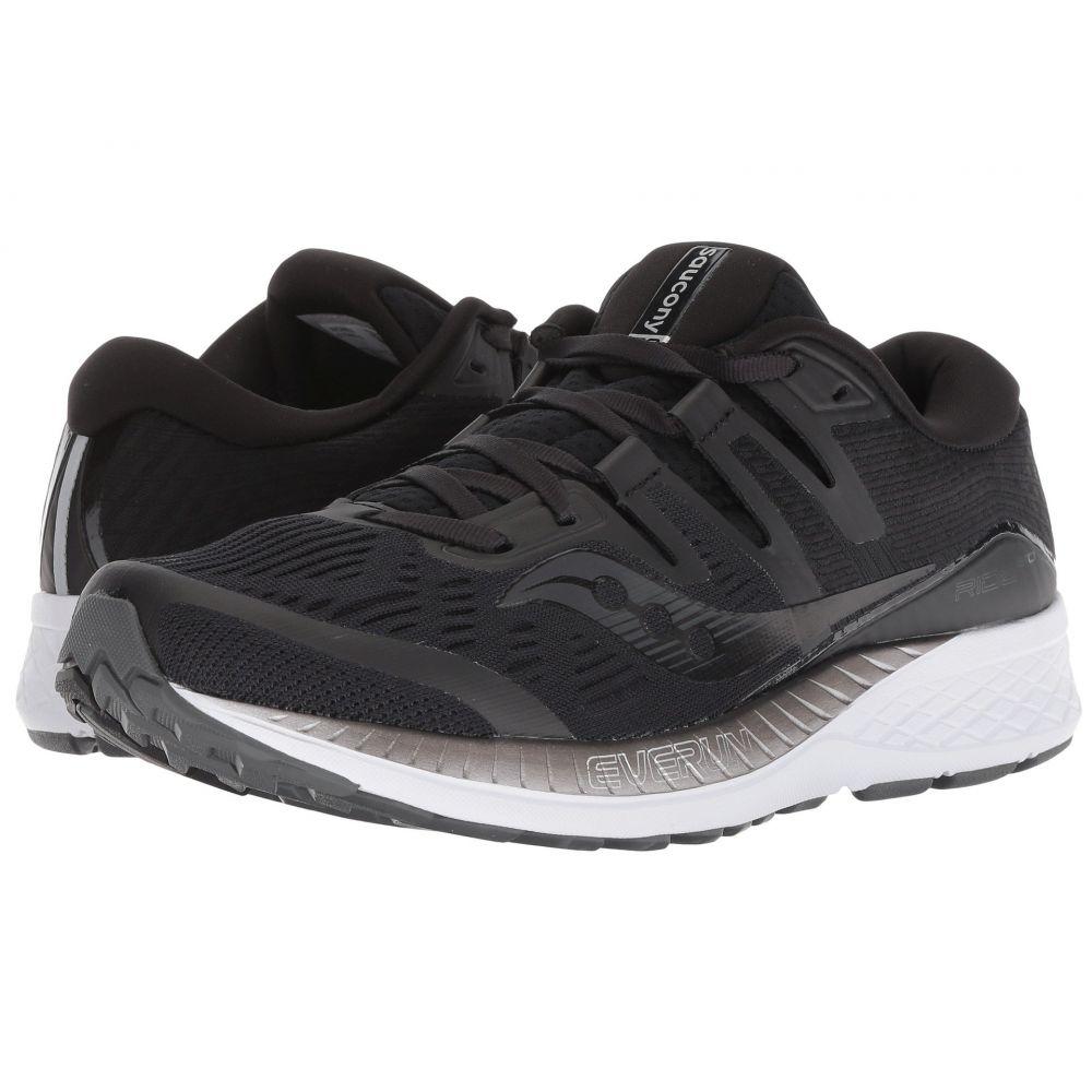 サッカニー Saucony レディース ランニング・ウォーキング シューズ・靴【Ride ISO】Black