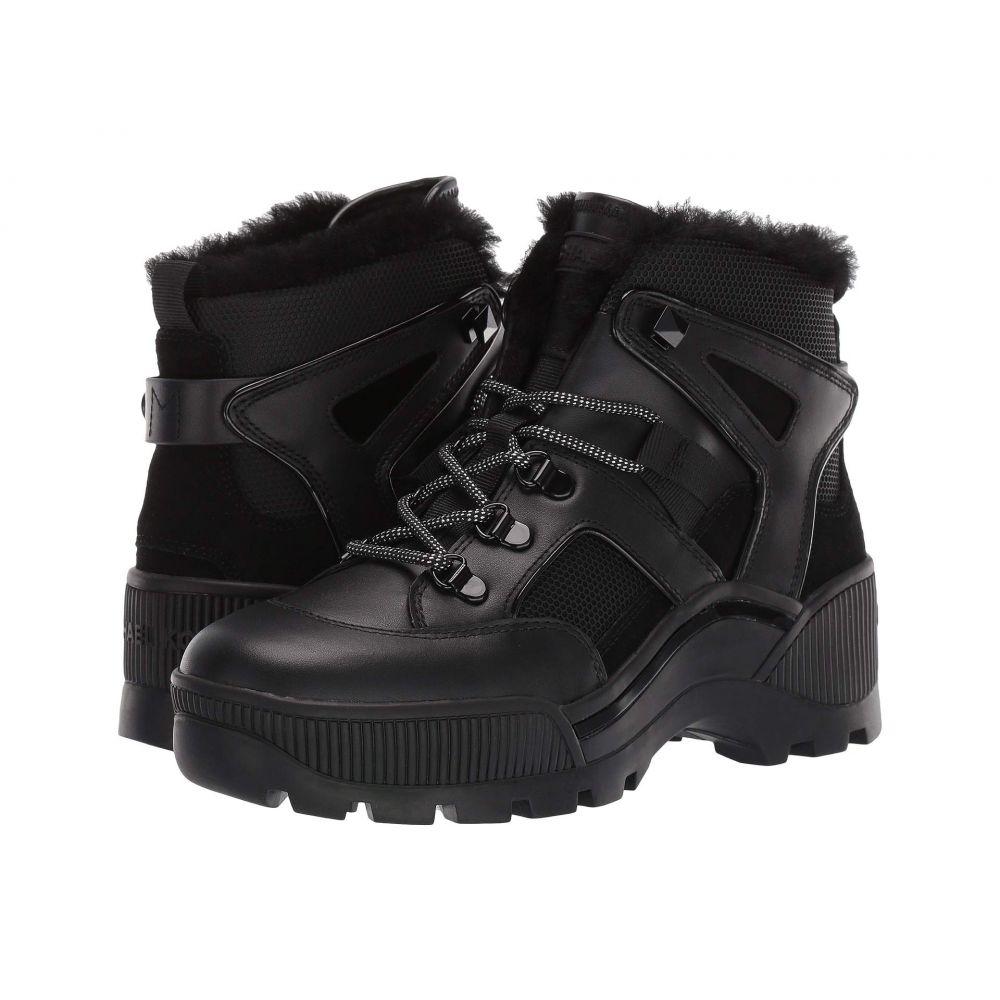 マイケル コース MICHAEL Michael Kors レディース スニーカー シューズ・靴【Brooke Bootie】Black