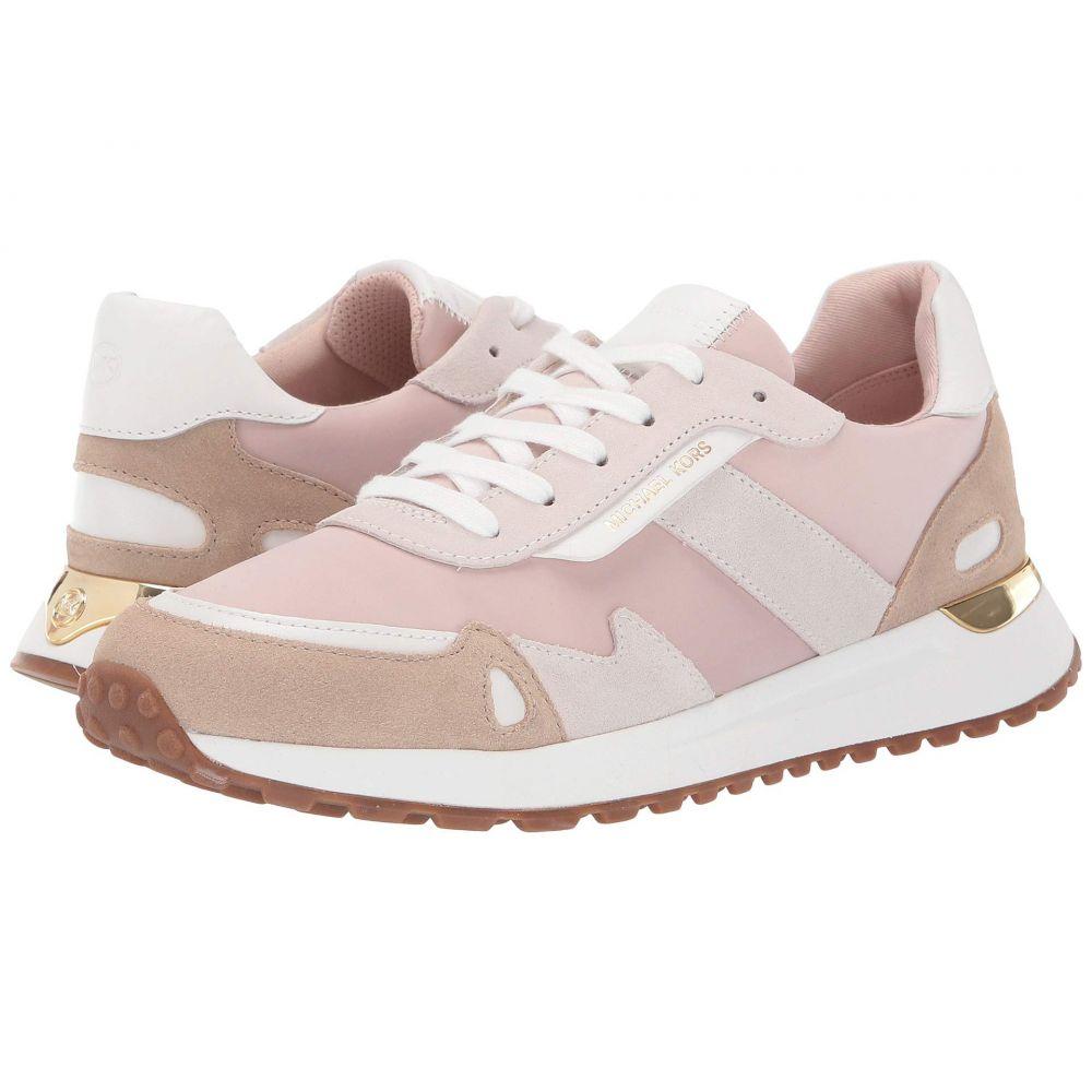 マイケル コース MICHAEL Michael Kors レディース スニーカー シューズ・靴【Monroe Trainer】Soft Pink Multi