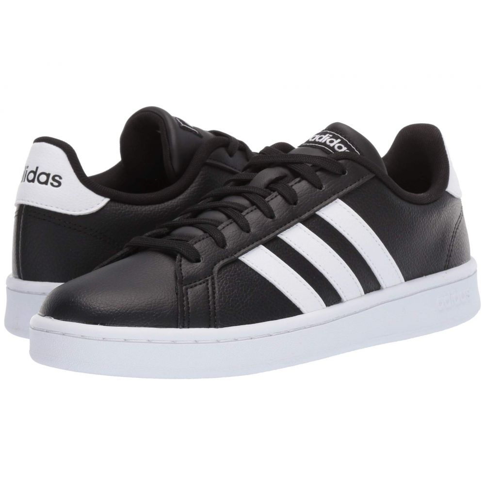 アディダス adidas レディース スニーカー シューズ・靴【Grand Court】Core Black/Footwear White/Core Black