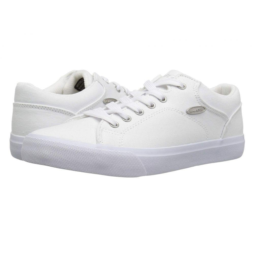 ラグズ Lugz レディース スニーカー シューズ・靴【Regent Lo】White