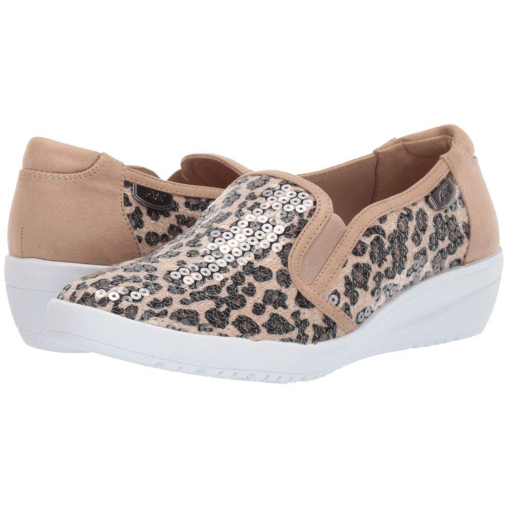 アン クライン Anne Klein レディース スニーカー シューズ・靴【Yourday】Leopard