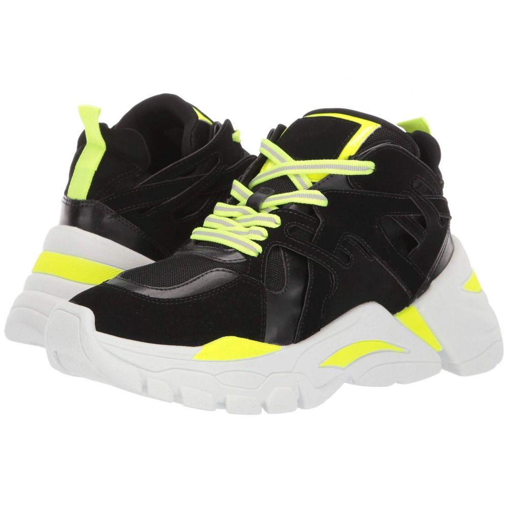 スティーブ マデン Steve Madden レディース スニーカー シューズ・靴【Traina Sneaker】Neon Green