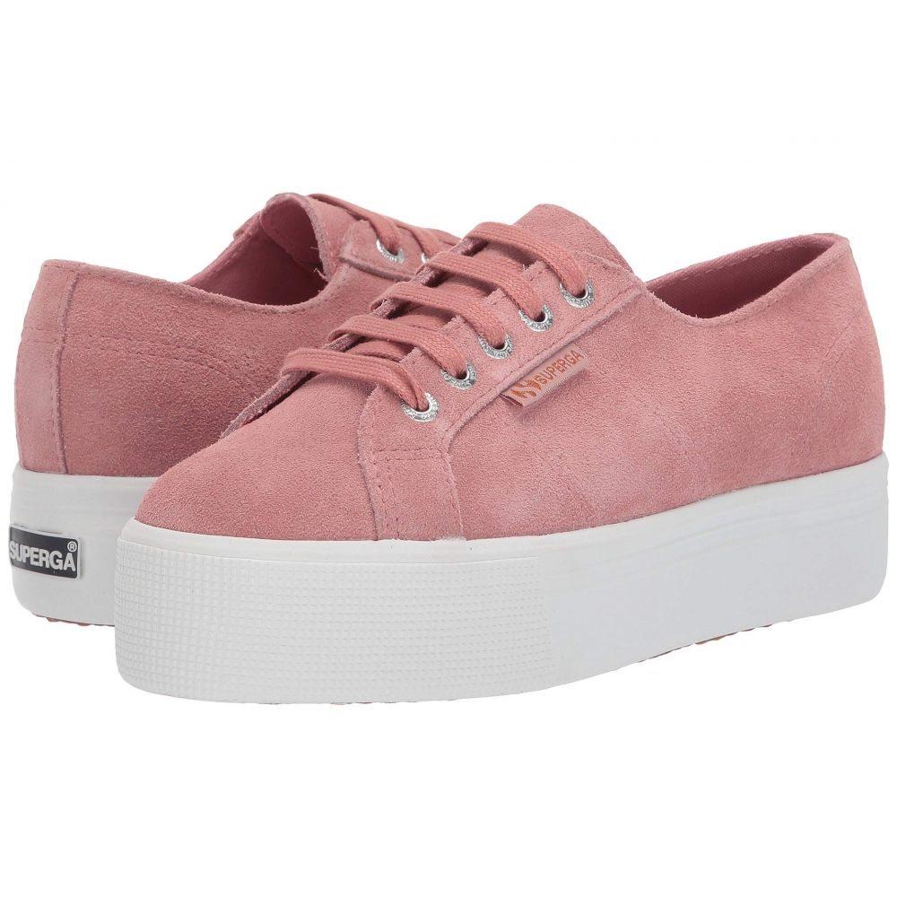スペルガ Superga レディース スニーカー シューズ・靴【2790 Suecotlinw】Pink Peach