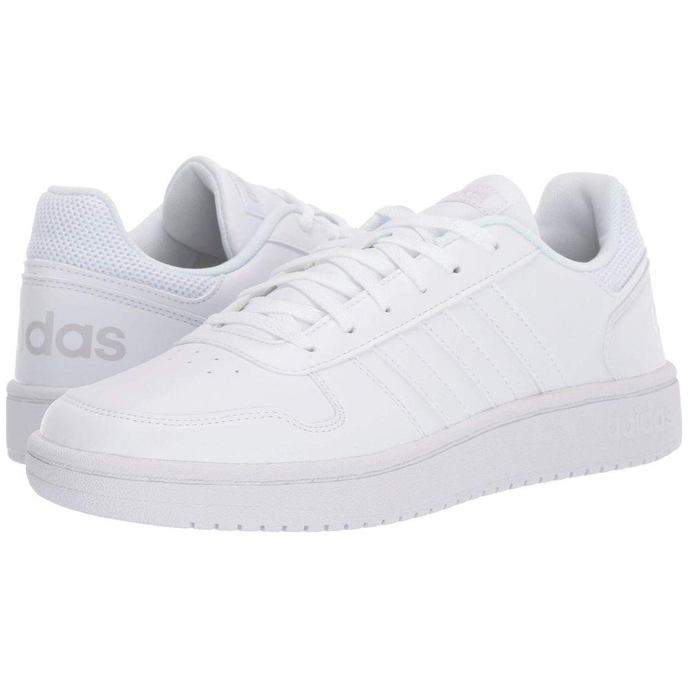 アディダス adidas レディース スニーカー シューズ・靴【Hoops 2.0】White/White/White