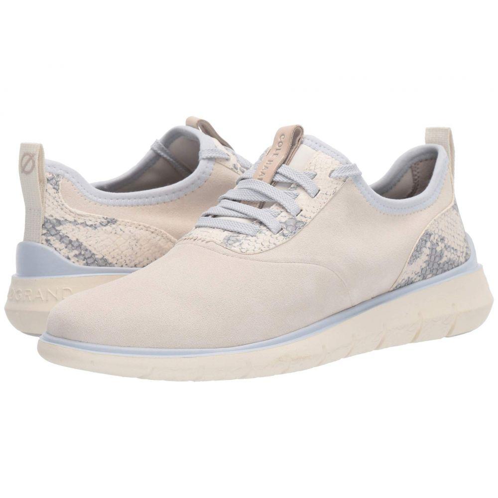 コールハーン Cole Haan レディース スニーカー シューズ・靴【Generation Zerogrand Sneaker】Ivory/Pumice/Ivory