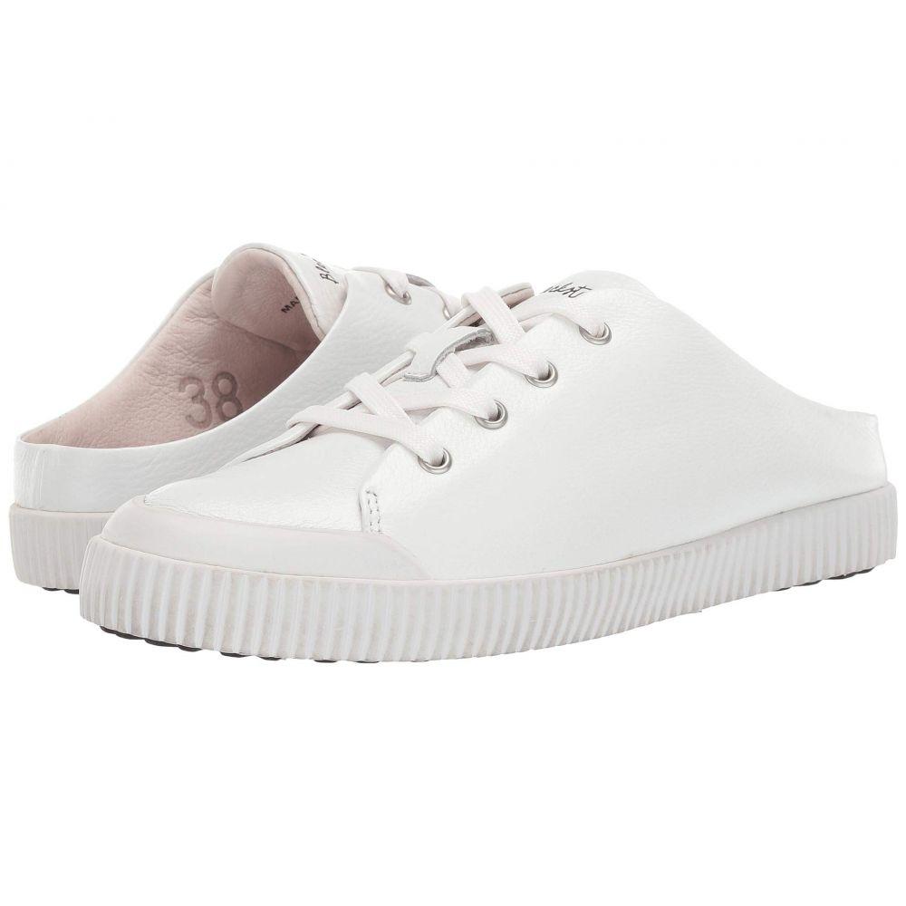 ブラックストーン Blackstone レディース スニーカー シューズ・靴【Sneaker Mule - RL98】White