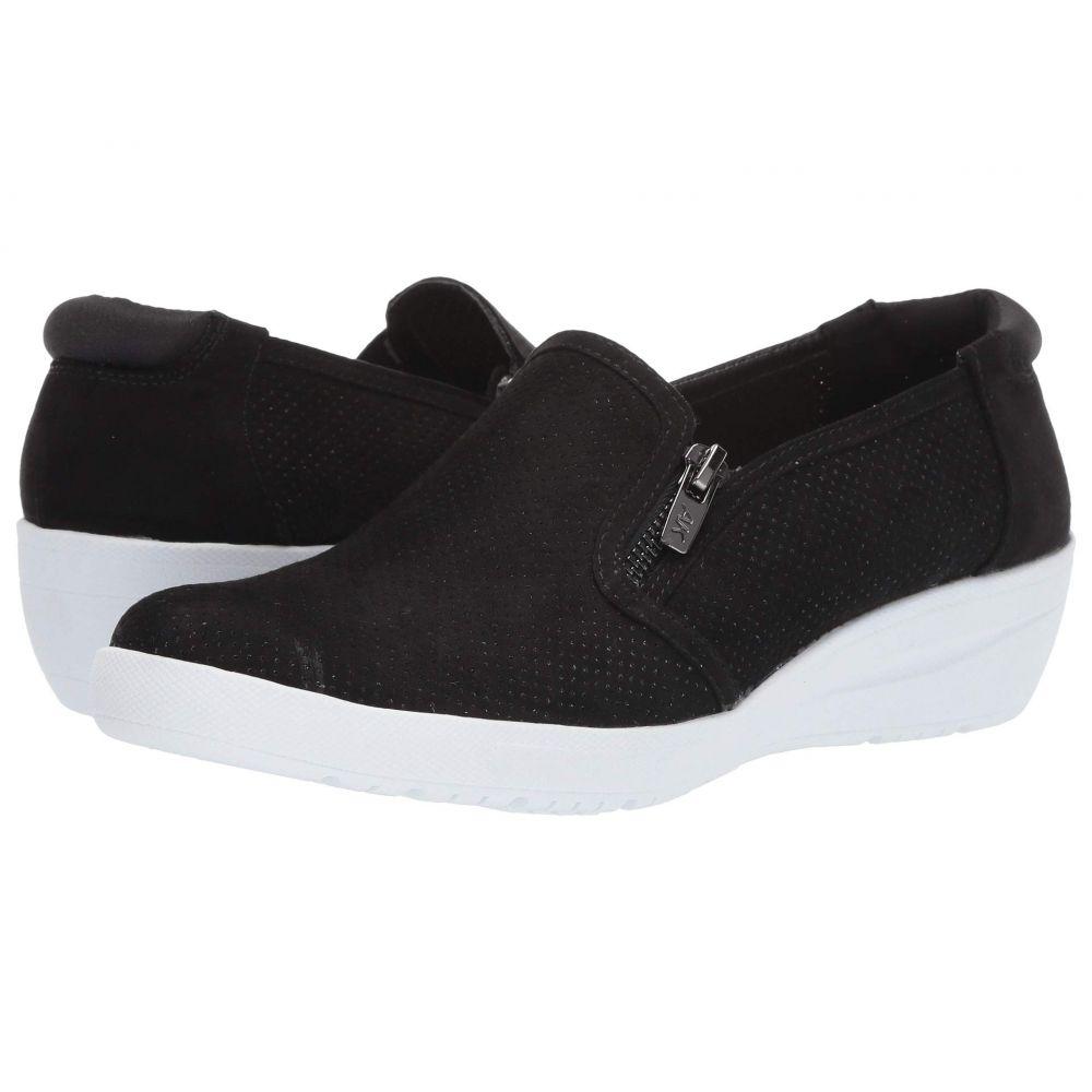 アン クライン Anne Klein レディース スニーカー シューズ・靴【Yale】Black