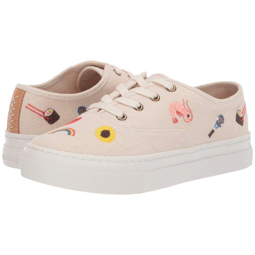 ソルドス Soludos レディース スニーカー シューズ・靴【Embroidered Porto Sneaker】Blush