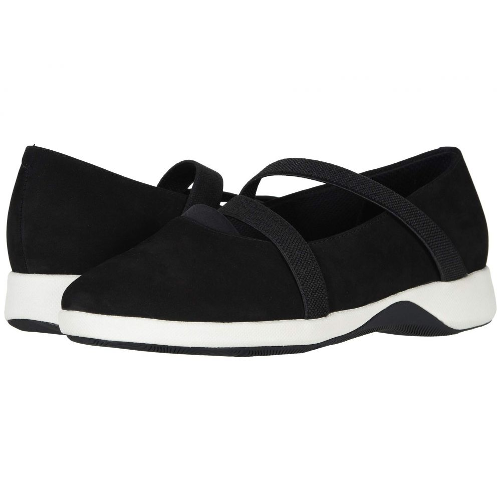ソフトウォーク SoftWalk レディース スニーカー シューズ・靴【SAVA x Haely】Black Nubuck