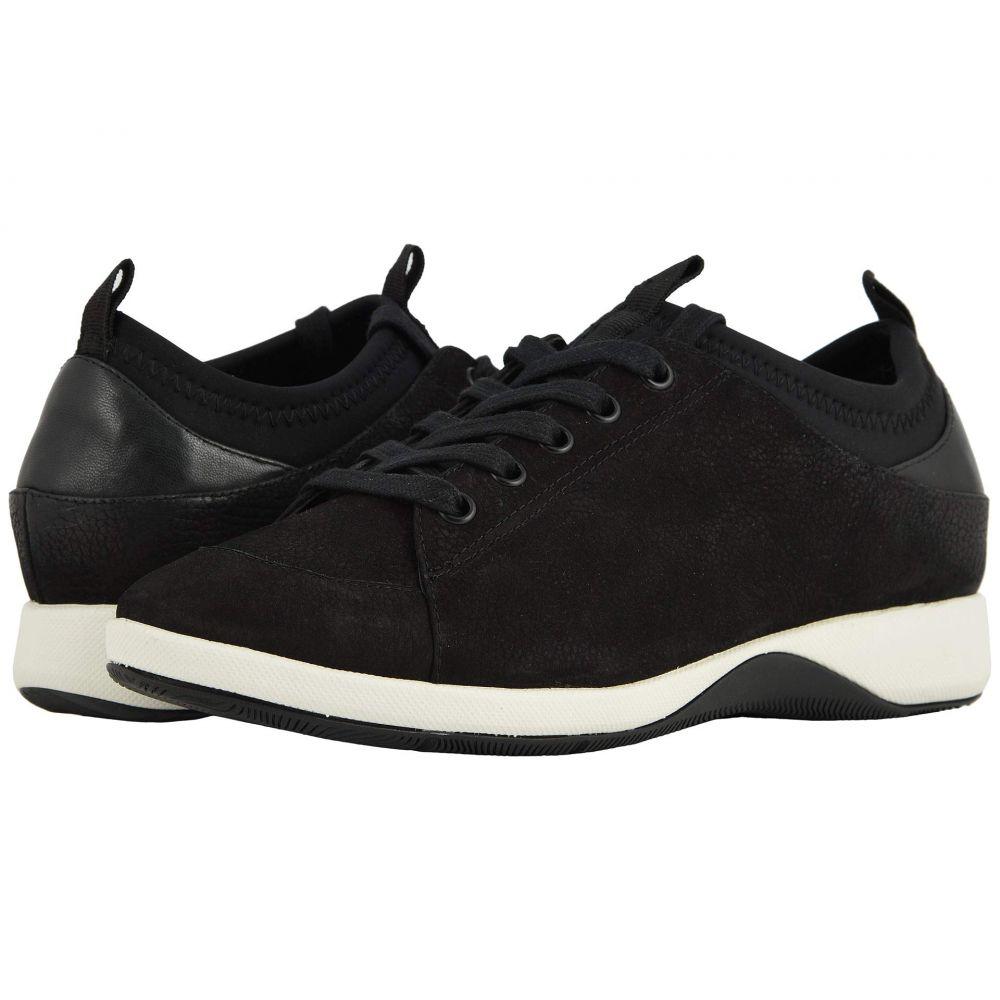 ソフトウォーク SoftWalk レディース スニーカー シューズ・靴【SAVA x Haven】Black