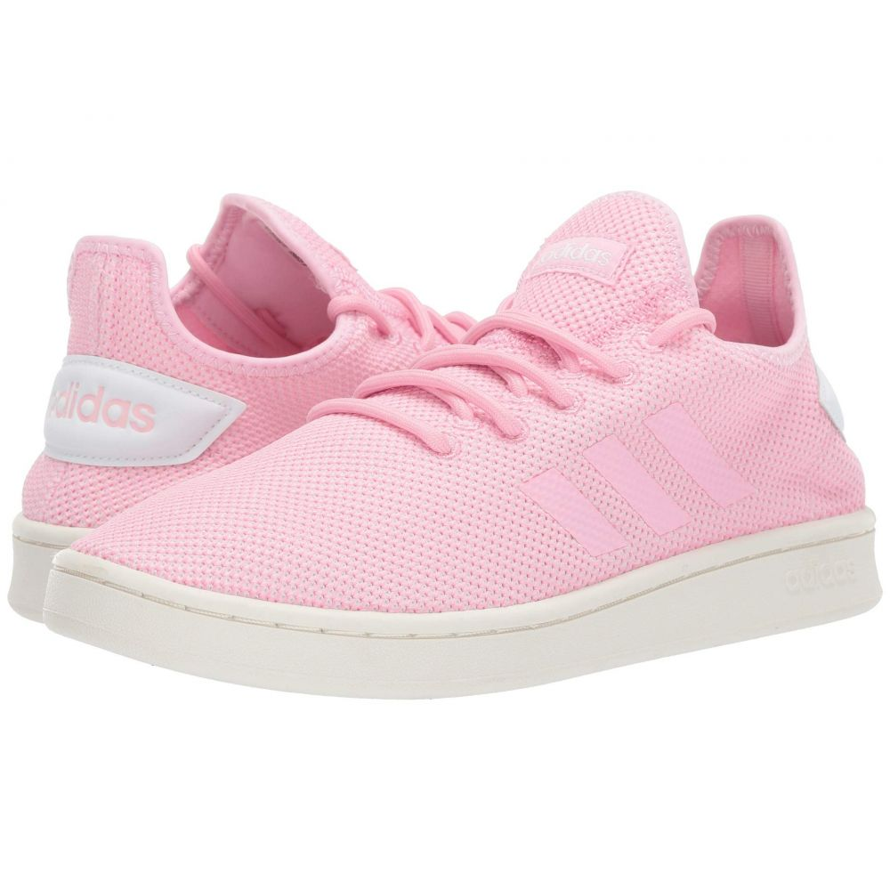 アディダス adidas レディース スニーカー シューズ・靴【Court Adapt】True Pink/True Pink/Footwear White