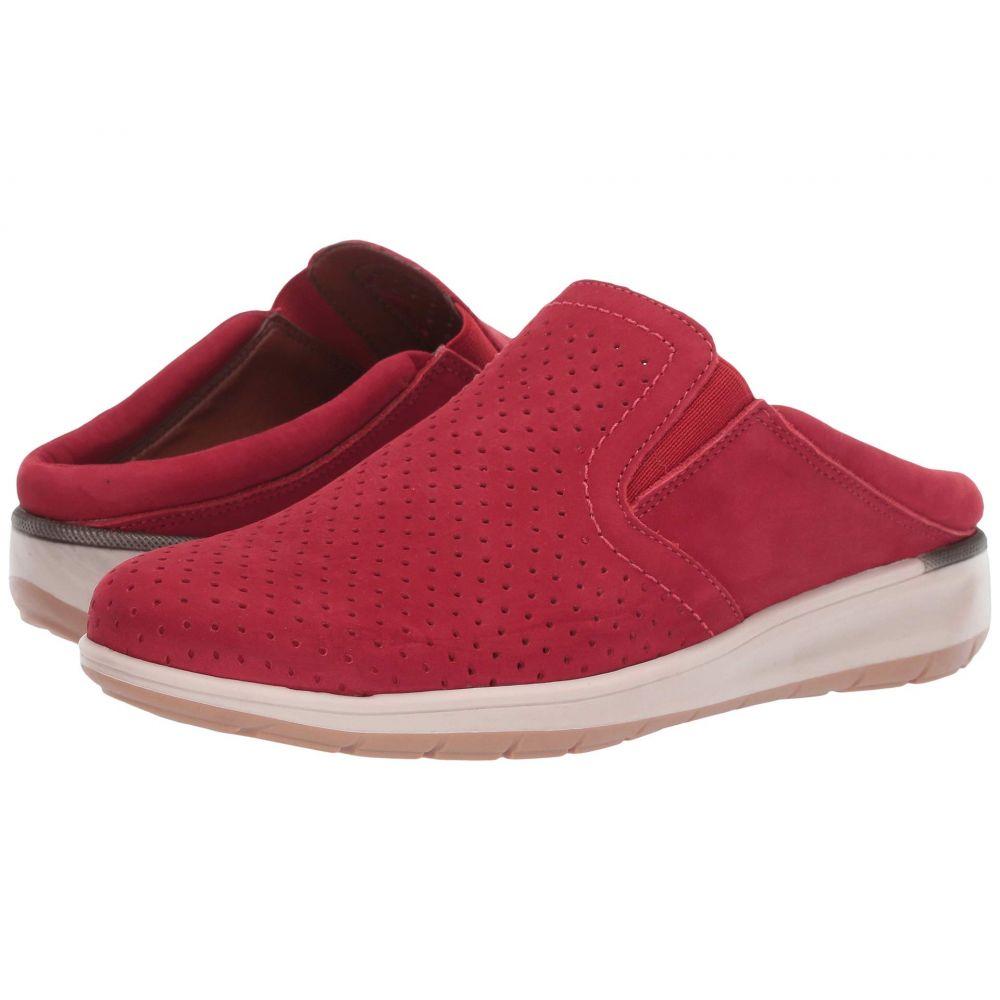 ウォーキング クレードル Walking Cradles レディース スニーカー シューズ・靴【Omega】Red Nubuck