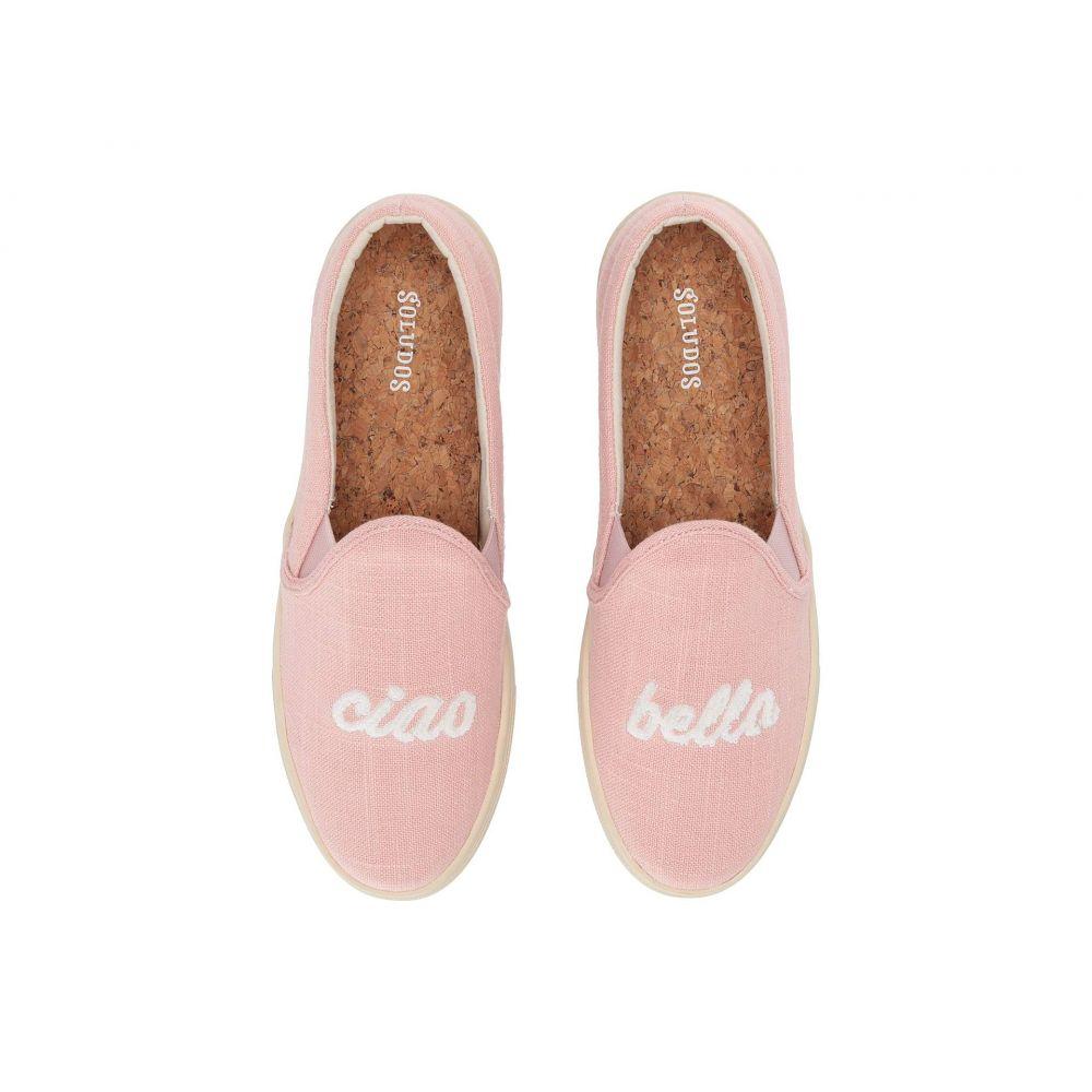 ソルドス Soludos レディース スニーカー シューズ・靴【Ciao Bella Sneaker】Dusty Rose