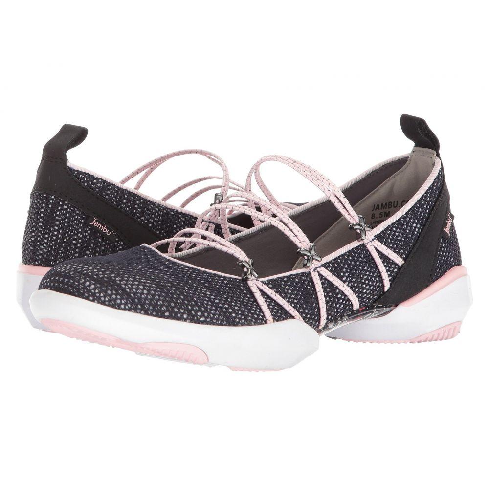 ジャンブー Jambu レディース スニーカー シューズ・靴【Cheyenne Vegan】Navy/Petal