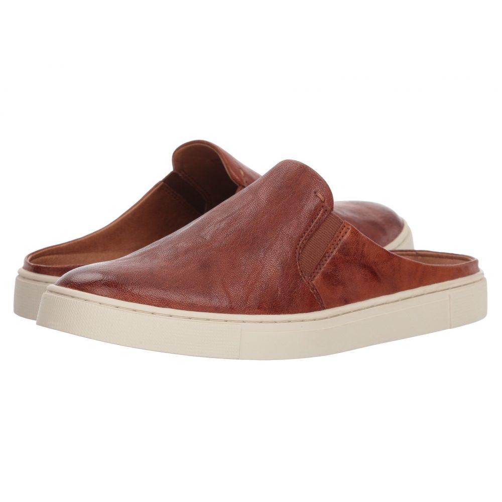 フライ Frye レディース スニーカー シューズ・靴【Ivy Mule】Cognac Antiqued Polished Leather