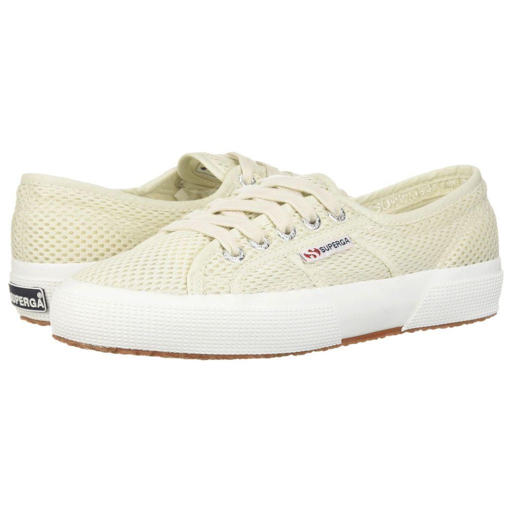 スペルガ Superga レディース スニーカー シューズ・靴【2750 Meshu Sneaker】White