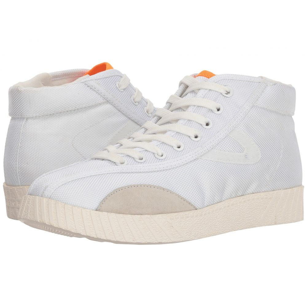 トレトン Tretorn レディース スニーカー シューズ・靴【Nylitehixab3】White/White