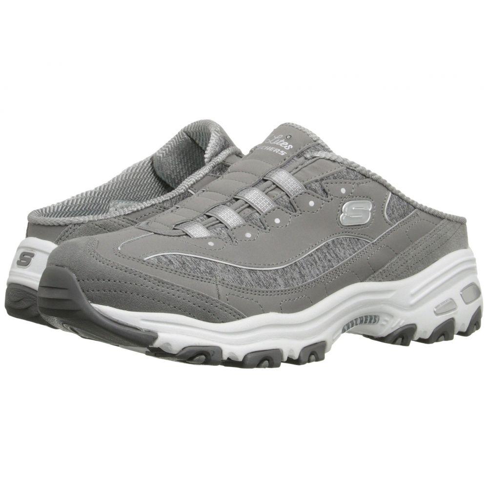 スケッチャーズ SKECHERS レディース スニーカー シューズ・靴【D'Lites - Resilient】Gray