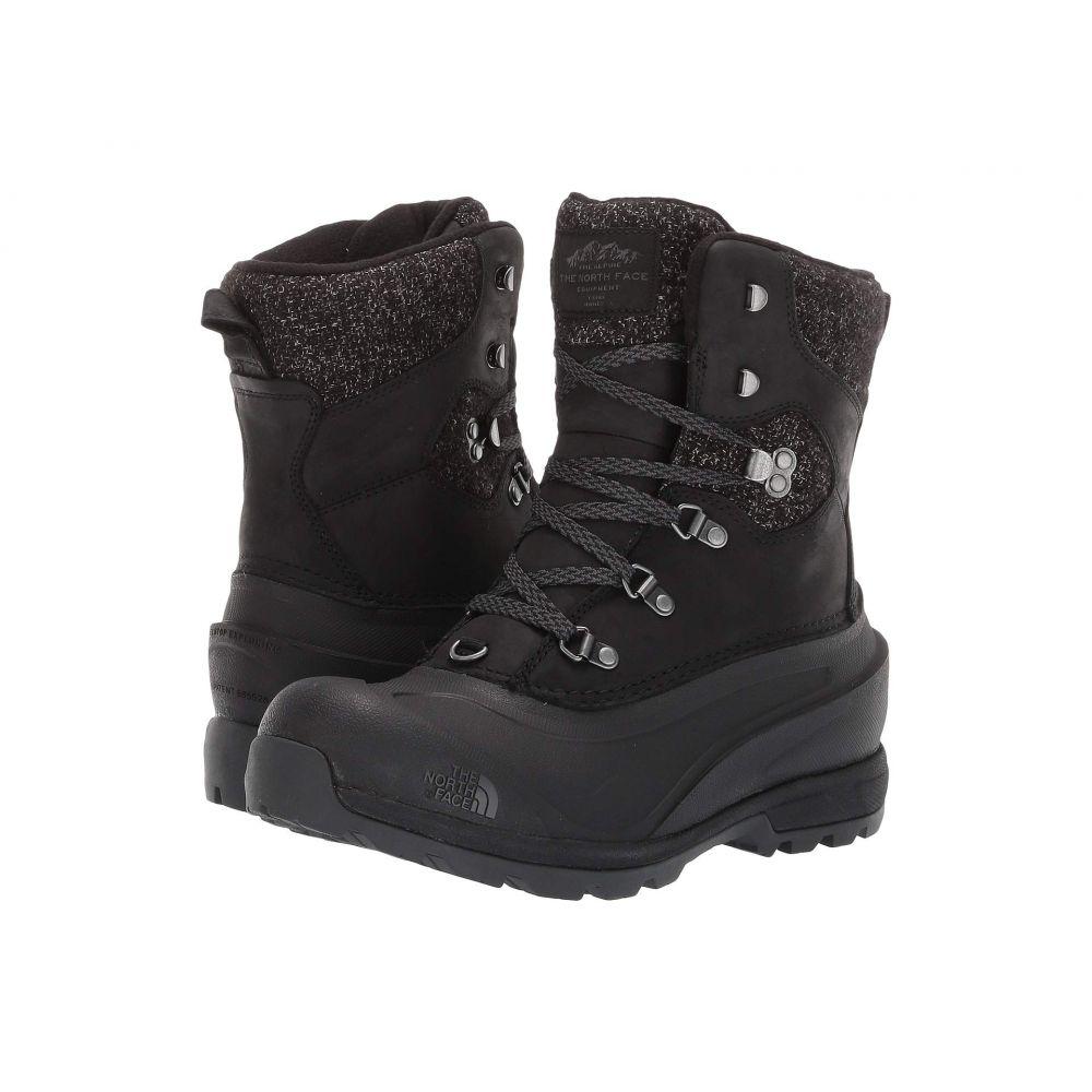 ザ ノースフェイス The North Face レディース ハイキング・登山 シューズ・靴【Chilkat SE】TNF Black/TNF Black