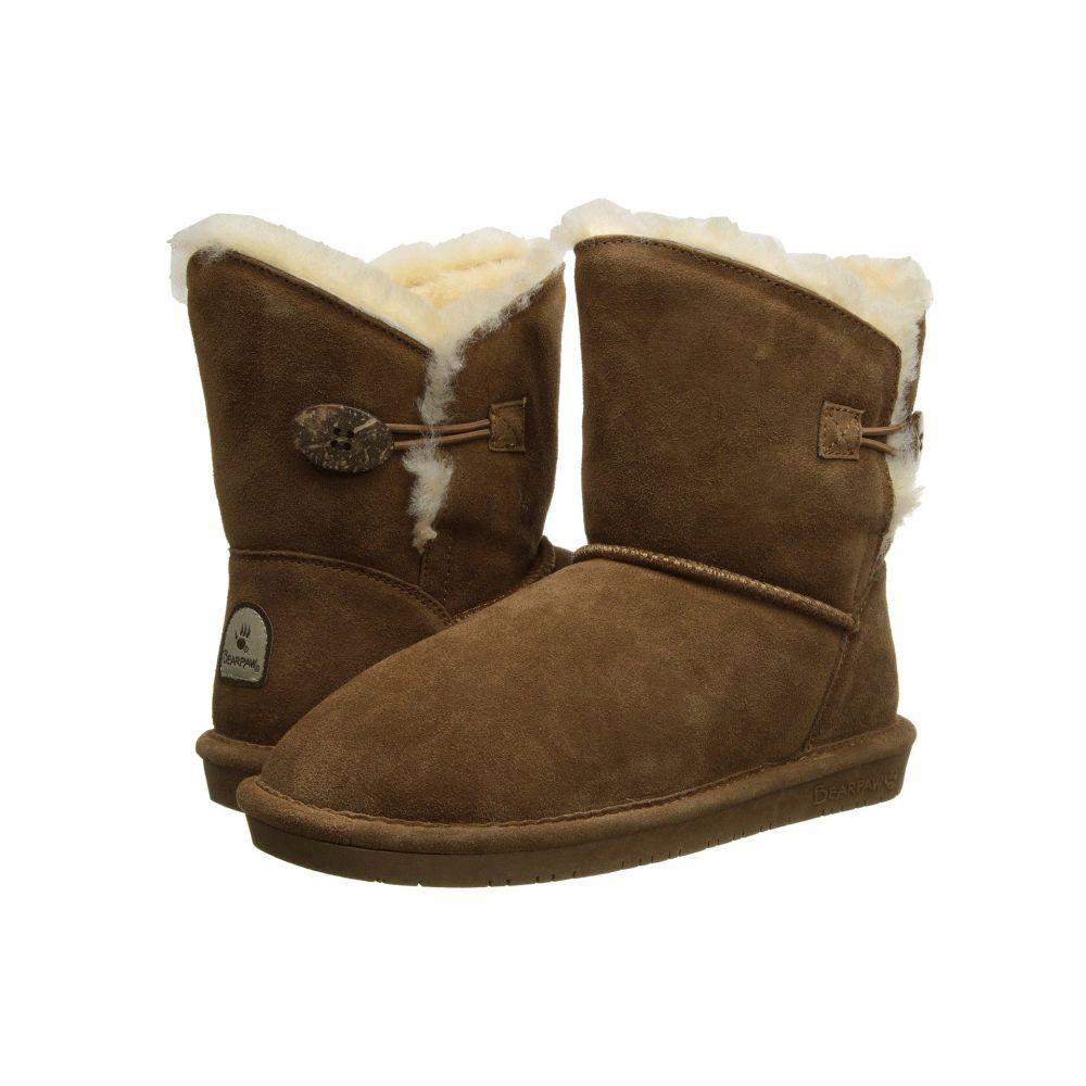 ベアパウ Bearpaw レディース ブーツ シューズ・靴【Rosie】Hickory