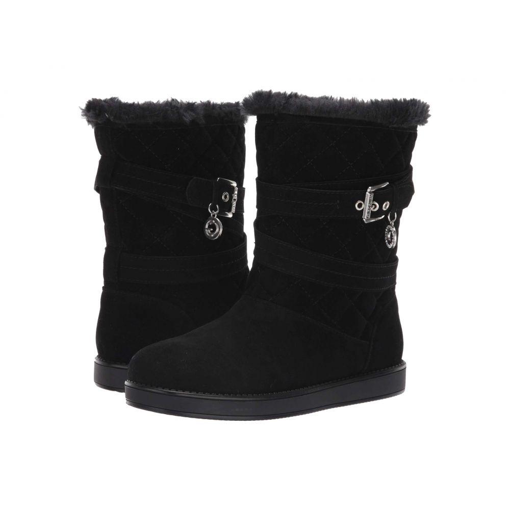 ゲス G by GUESS レディース ブーツ シューズ・靴【Babez】Black Fabric