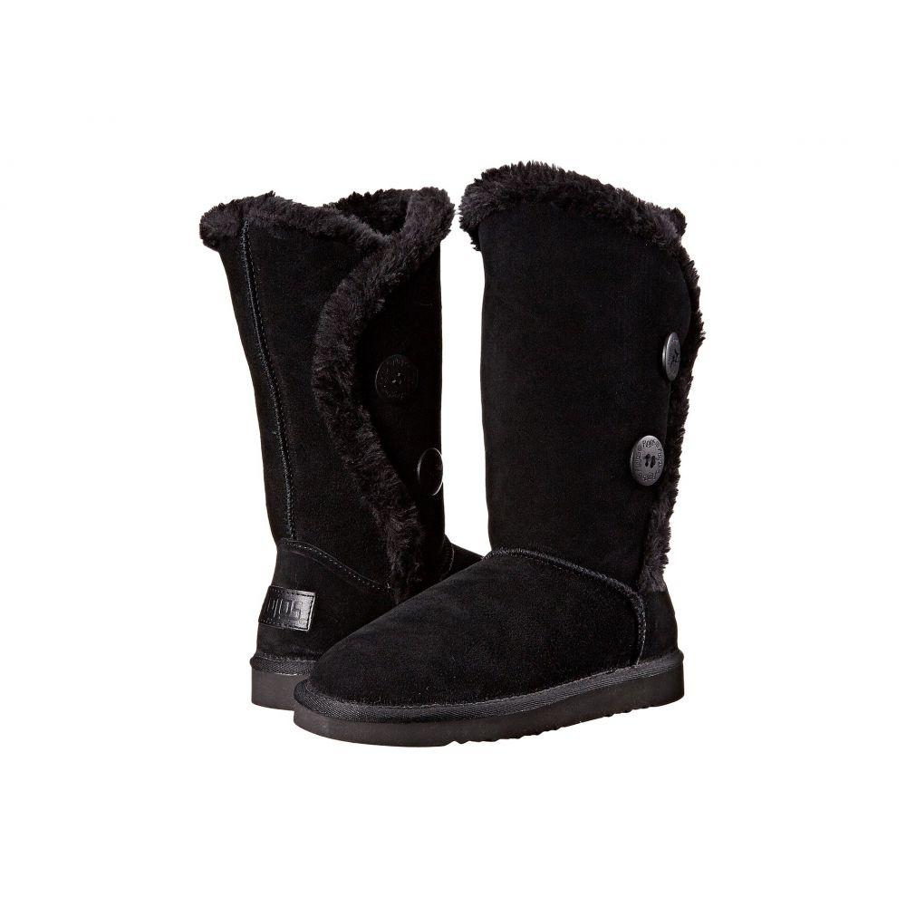 フロジョス Flojos レディース ブーツ シューズ・靴【Cember】Black
