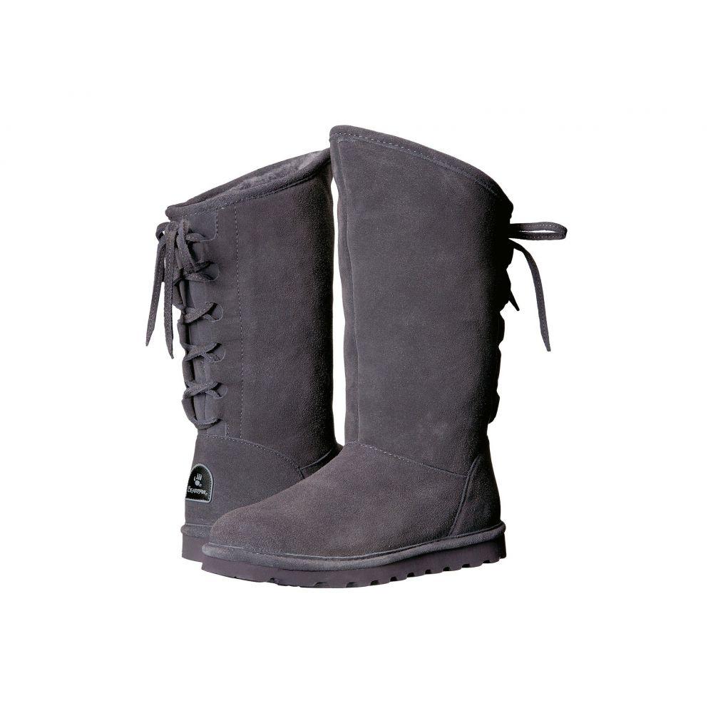 ベアパウ Bearpaw レディース ブーツ シューズ・靴【Phylly】Charcoal