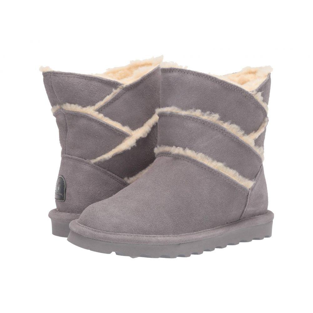 ベアパウ Bearpaw レディース ブーツ シューズ・靴【Ariel】Gray Fog