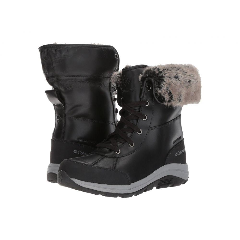 コロンビア Columbia レディース ブーツ シューズ・靴【Bangor Omni-Heat】Black/Monument
