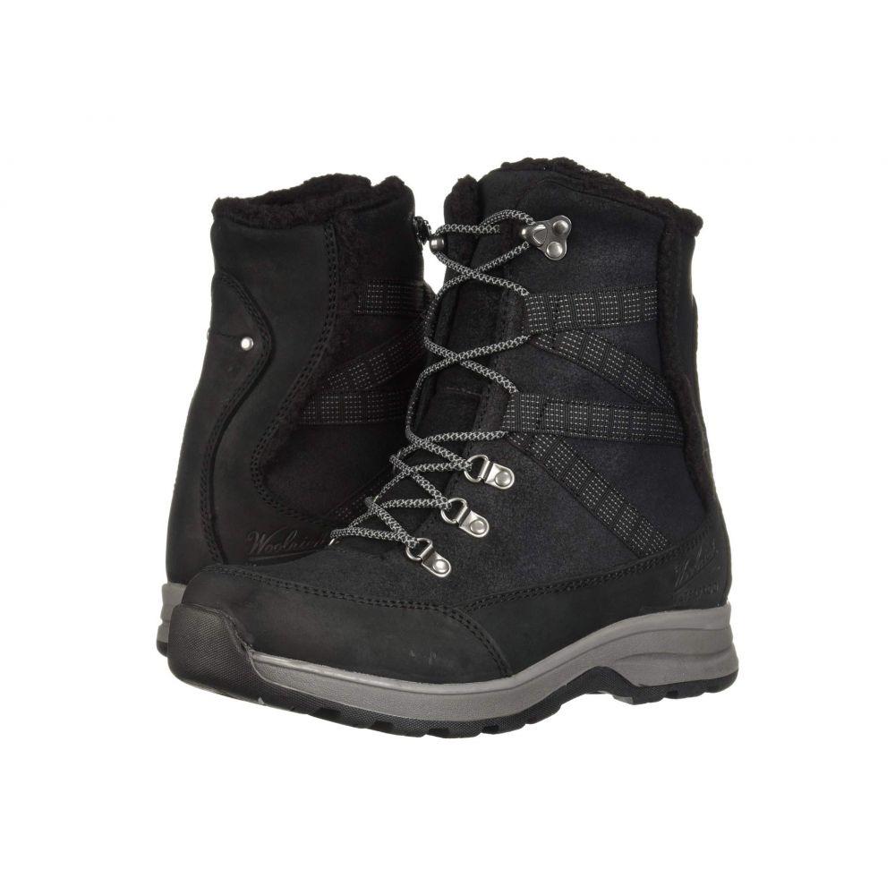 ウールリッチ Woolrich レディース ブーツ シューズ・靴【Laurel Highlands】Black