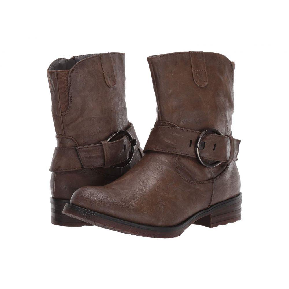 パトリツィア PATRIZIA レディース ブーツ シューズ・靴【Patah】Brown