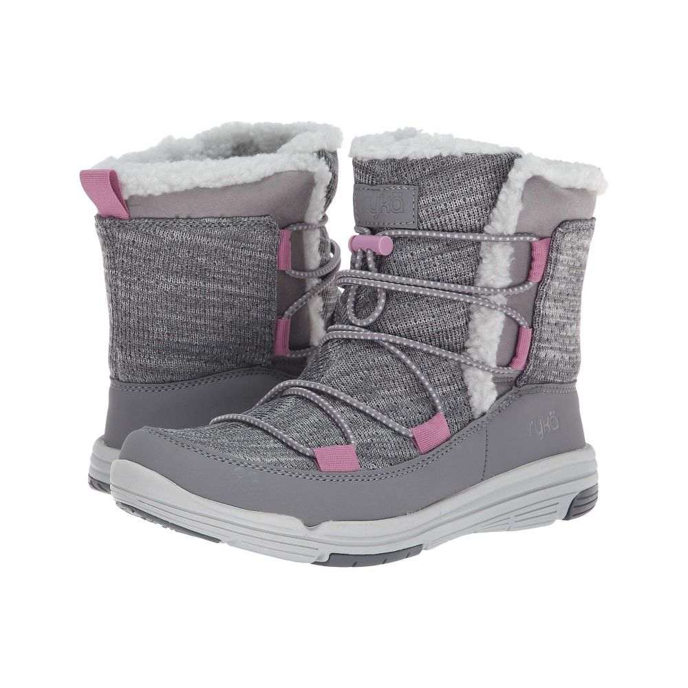 ライカ Ryka レディース ブーツ シューズ・靴【Aubonne】Frost Grey
