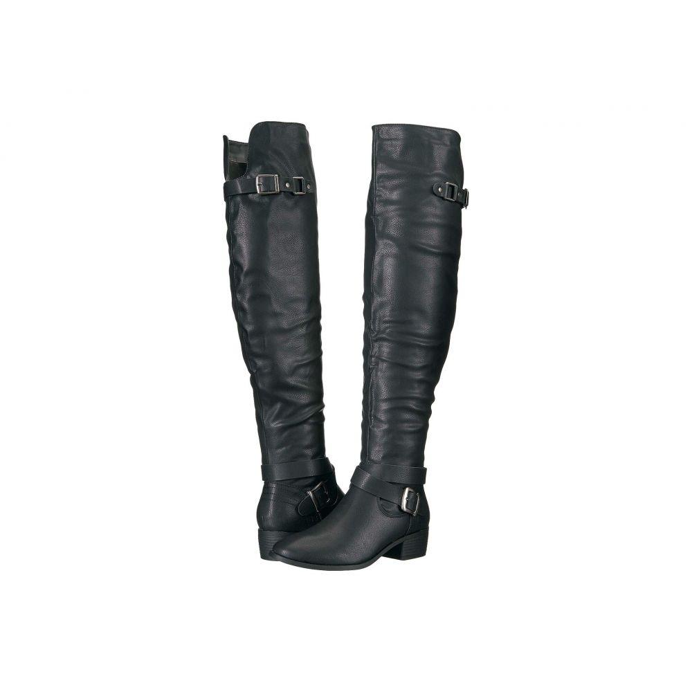 マッデン ガール Madden Girl レディース ブーツ シューズ・靴【Divnee】Black Paris
