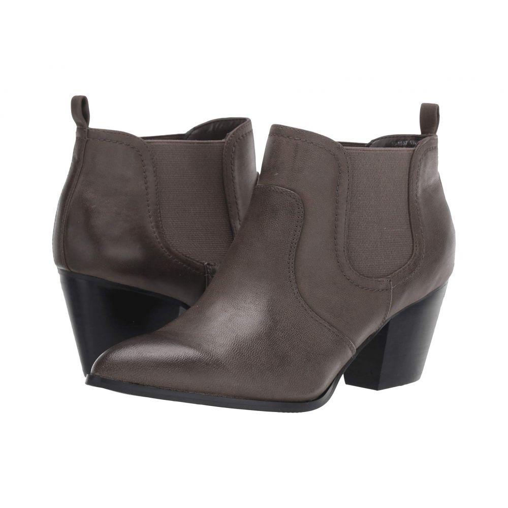 ベラヴィータ Bella-Vita レディース ブーツ シューズ・靴【Emerson】Grey Burnished Leather