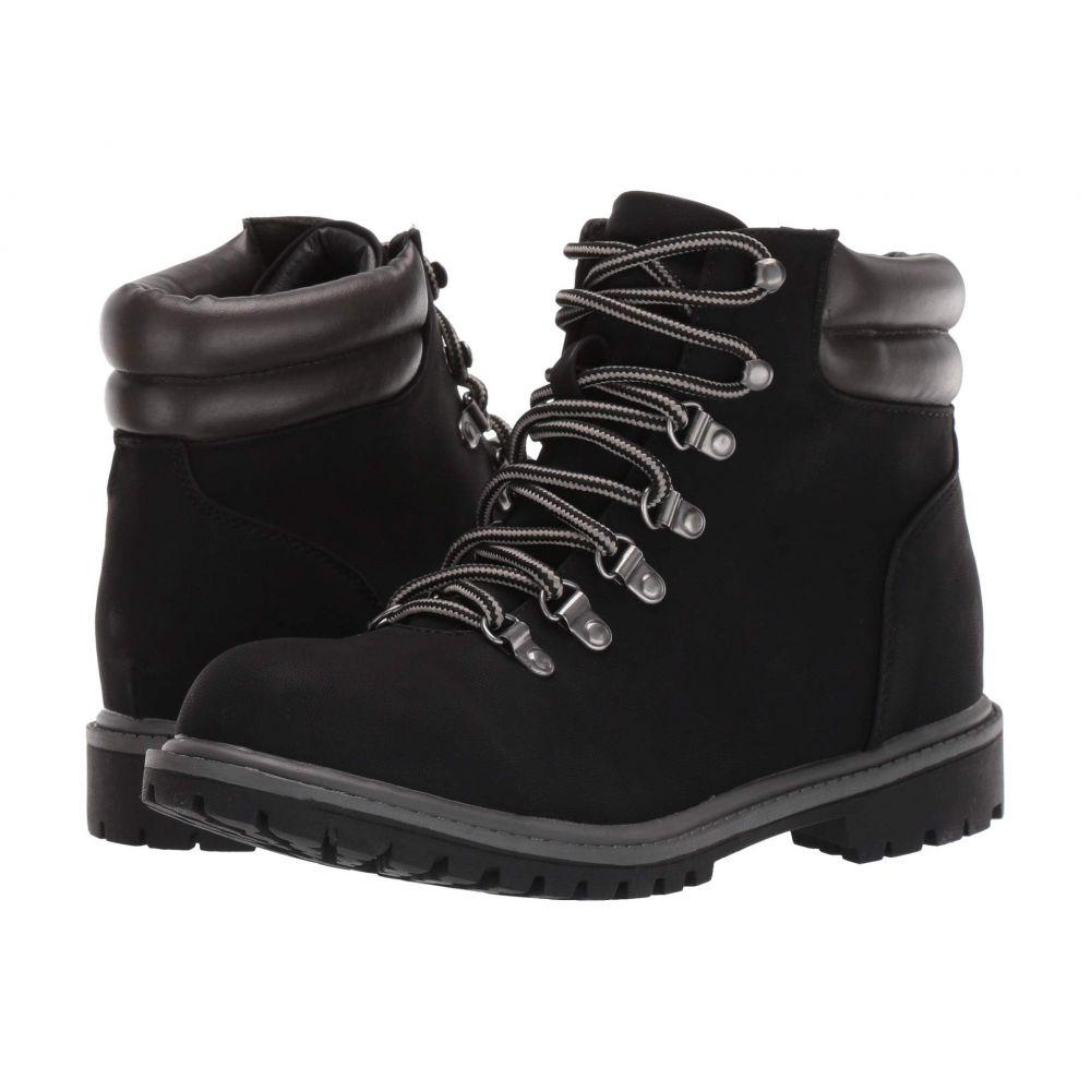 ユニオンベイ UNIONBAY レディース ブーツ シューズ・靴【Hansel】Black