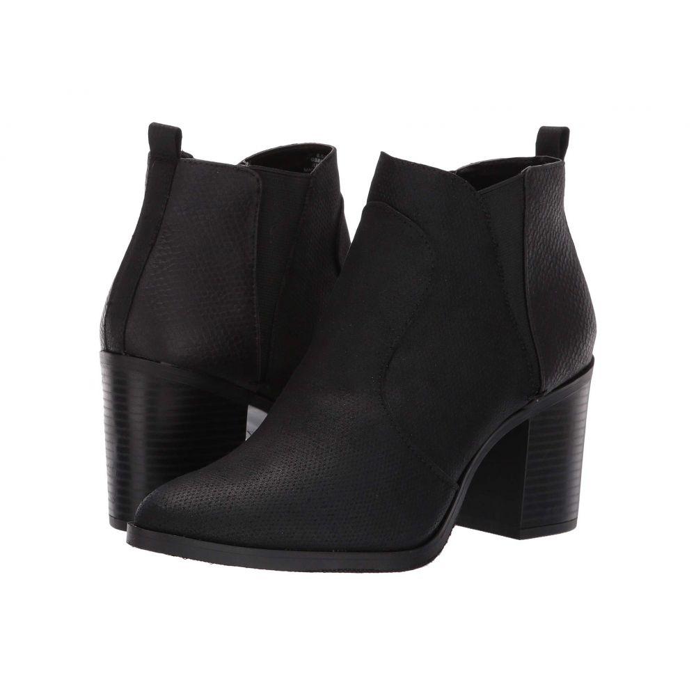 ミア MIA レディース ブーツ シューズ・靴【Julissa】Black