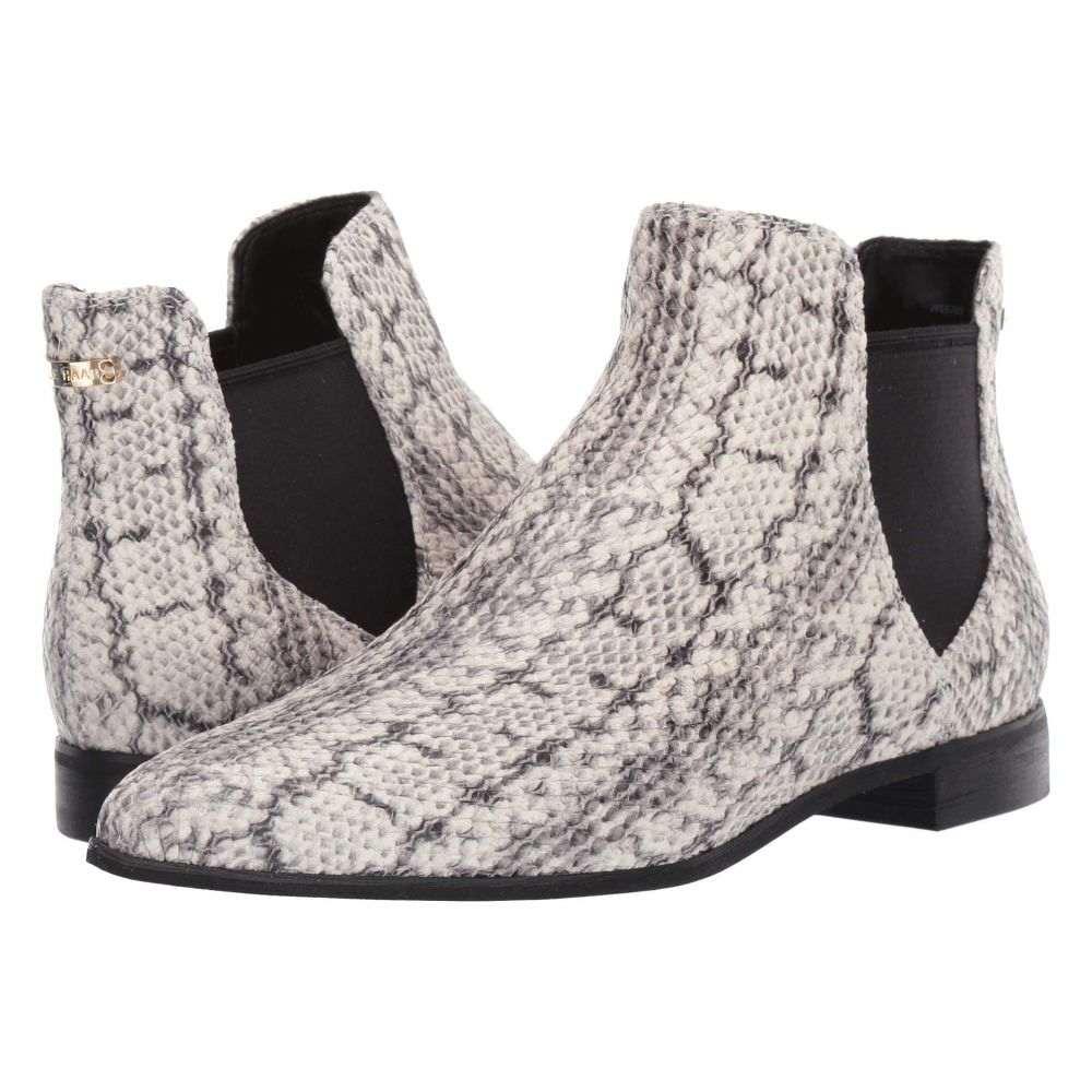 コールハーン Cole Haan レディース ブーツ シューズ・靴【Hara Bootie】Natural Python Print Leather/Black Wool Gore/Black