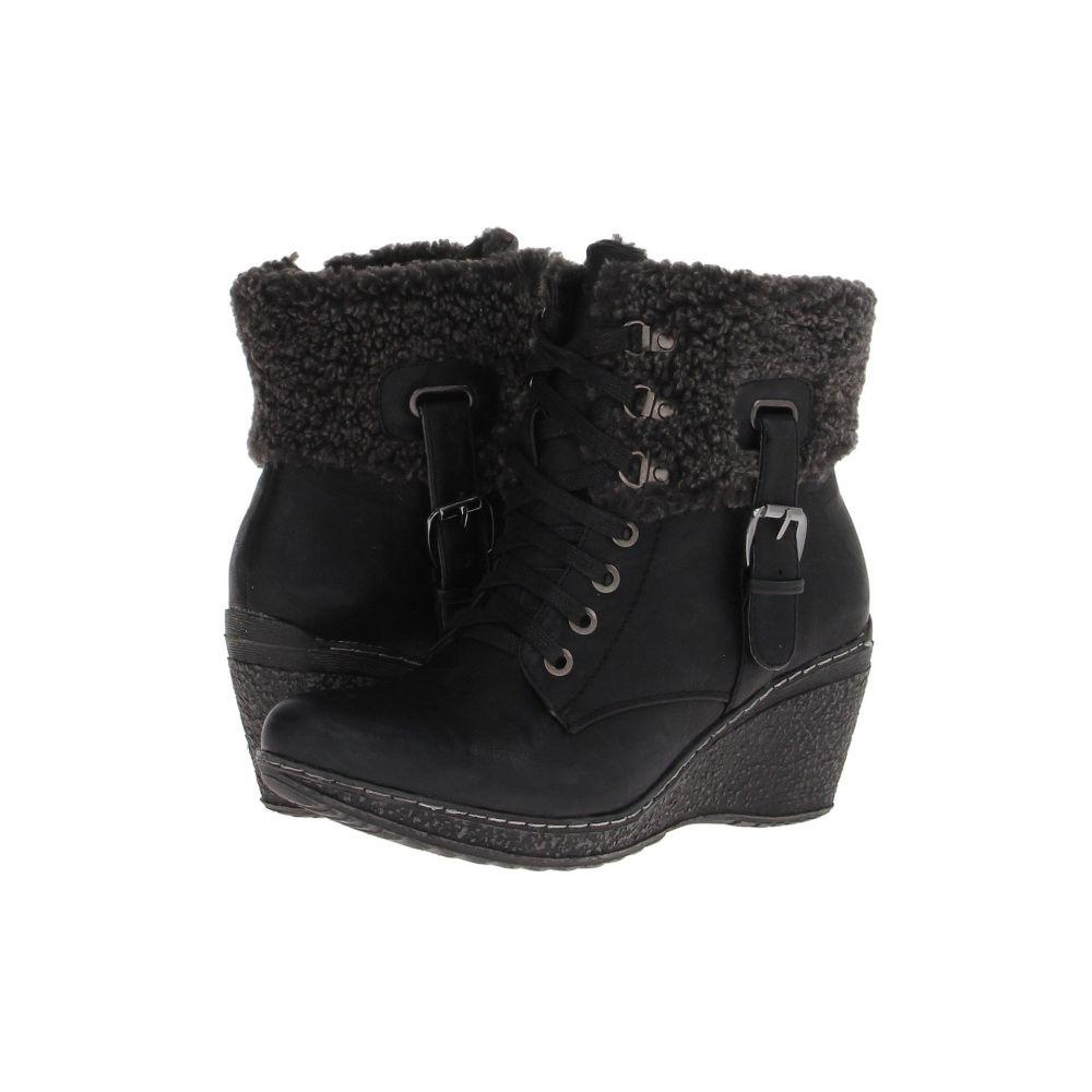 パトリツィア PATRIZIA レディース ブーツ シューズ・靴【Iceland】Black