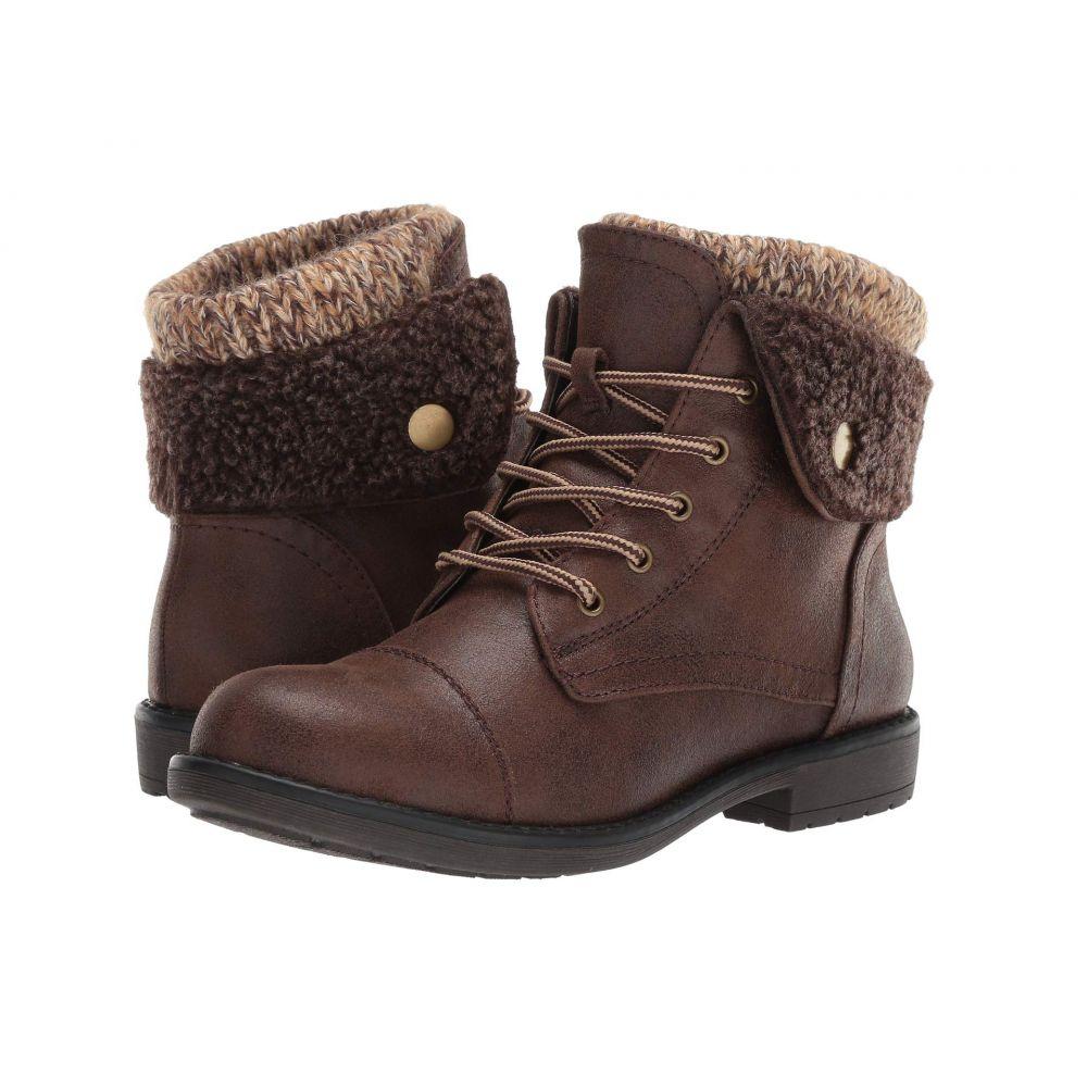 ホワイトマウンテン Cliffs by White Mountain レディース ブーツ シューズ・靴【Duena】Brown Multi Fabric