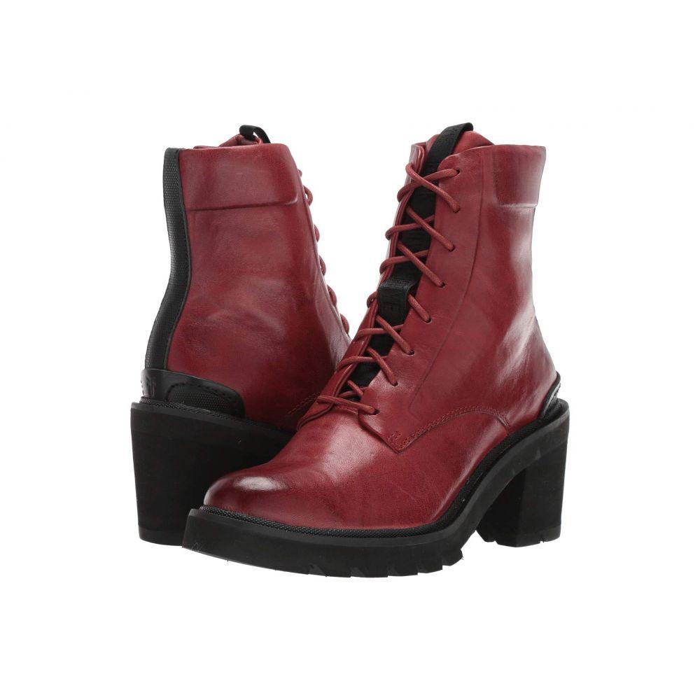 フライ Frye レディース ブーツ シューズ・靴【Savannah Combat】Red Clay Antique Soft Vintage