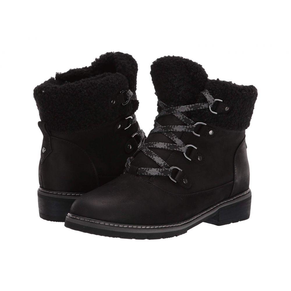 ブロンド Blondo レディース ブーツ シューズ・靴【Vanessa Waterproof】Black Nubuck